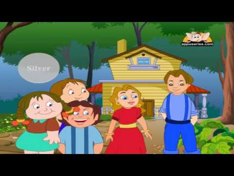 Nannbargal - Nursery Rhyme in Tamil