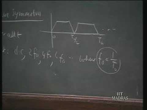 Lecture - 8 Fourier Series (2)