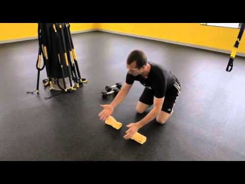 Ask the Trainer: TRX® Modifications for Wrist Pain