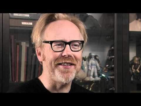Adam Savage Introduces FORA.tv's Top Videos of 2010