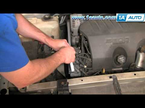 How To Install Repair Replace Ignition Coil Buick Lesabre 3.8L 00-05 1AAuto.com