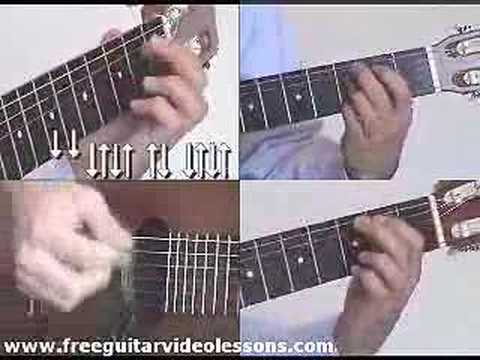 knocking on heavens part 3 doors guns roses guitar video