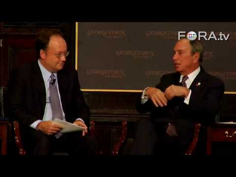 Michael Bloomberg - Origins of the Economic Crisis