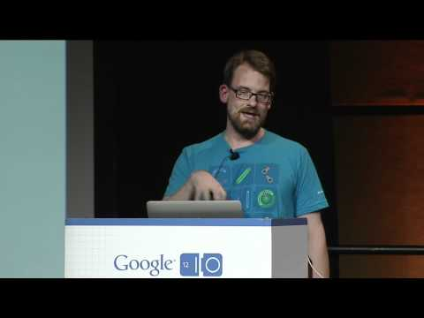 Google I/O 2012 - Running Google on Google
