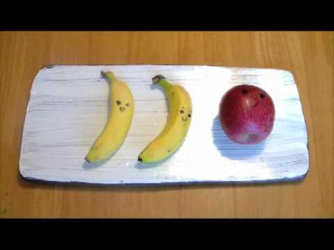 Cute Kid's Song Happy Banana