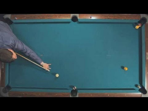 Pool Trick Shots / Fundamentals: Carom Shots