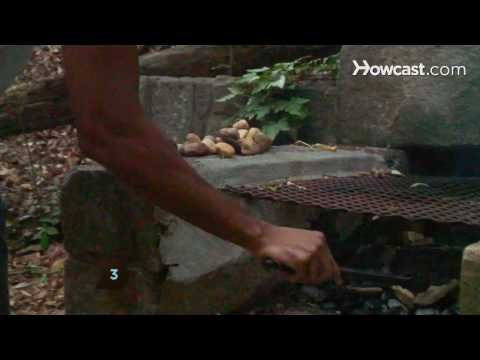 How To Boil Water With Hot Stones