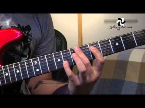 Lick #16: Wes Style Octave Lick (Guitar Lesson LK-016) How to play