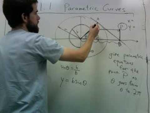 parametric curves 3