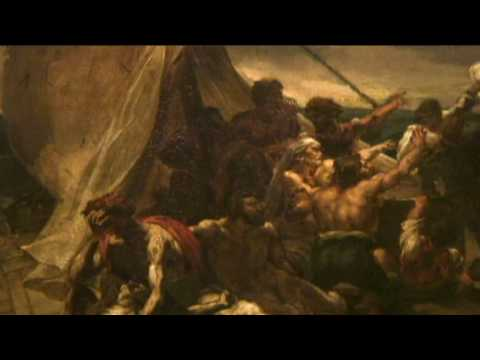 Louvre Atlanta Highlights | Study for The Raft of the Medusa (1819)