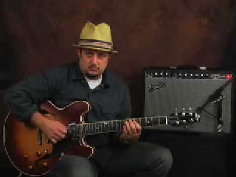 Guitar effect lesson funky envelope filter or auto wah pedal