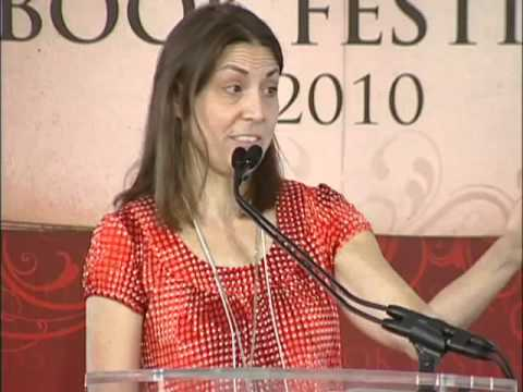 Rebecca Stead: 2010 National Book Festival