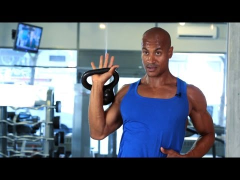 Kettlebell Exercises | How to Work Out at the Gym