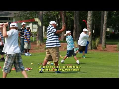 Deaf Golf Camp at THE PLAYERS CHAMPIONSHIP