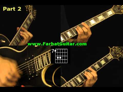 How to Play Basket Case - Green Day Guitar Part 2