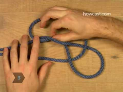 How To Tie a Manharness Knot
