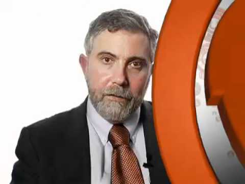 Paul Krugman on Gordon Gekko