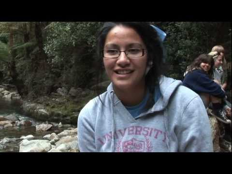 Bookend Trust - Skullbone 2011 - Ulverstone High introduction