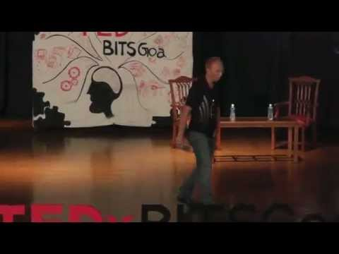 TEDxBITSGoa - Peter Van Geit - Exploring India