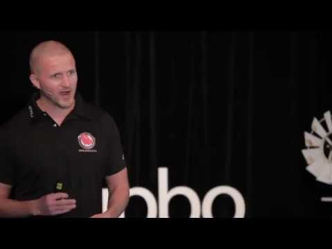 TEDxDubbo - Tristan Miller - Inspirational Talk: 52 Marathons In 52 Weeks