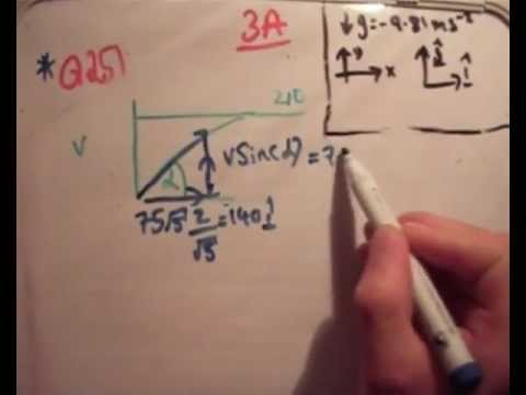 Applied Maths : LC textbook solution  Ex 3a q25