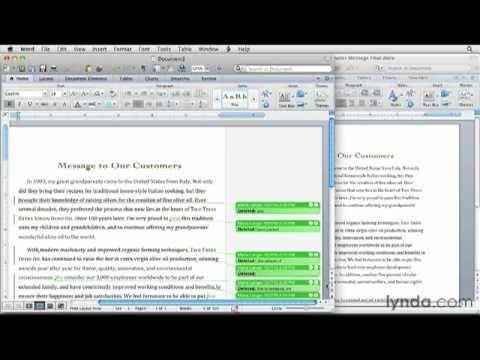 lynda.com Podcast Episode 223 | Word for Mac 2011 Essential Training