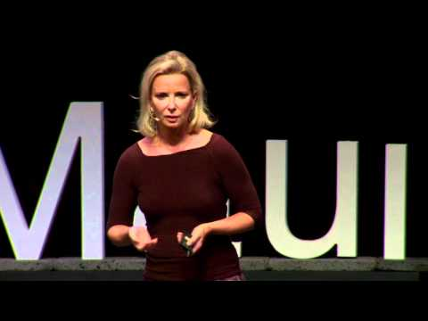 TEDxMaui - Susan Casey & David Haines - Dispatches from the Dark Heart of the Ocean