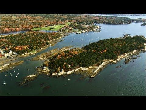 Aerial America - Harbor Island: Man's Inhumanity