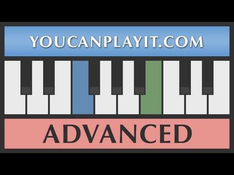 Bach - Solo per il cembalo BWV Anh. 129 [Advanced Piano Tutorial]