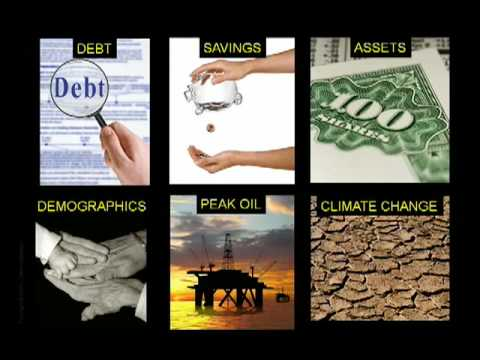 Crash Course: Chapter 13 - A National Failure to Save (1 of 2) by Chris Martenson
