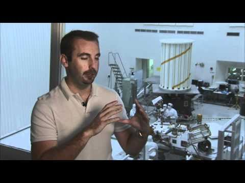 Building Curiosity: Rover Rocks Rocker-Bogie