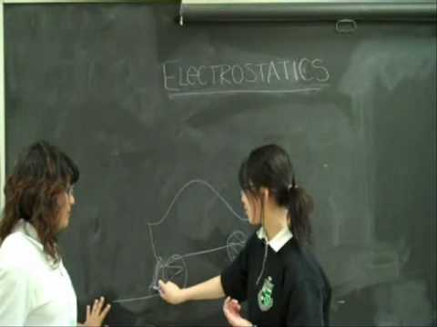 Lesson 3 - Electrostatics by MST Joey and Melissa