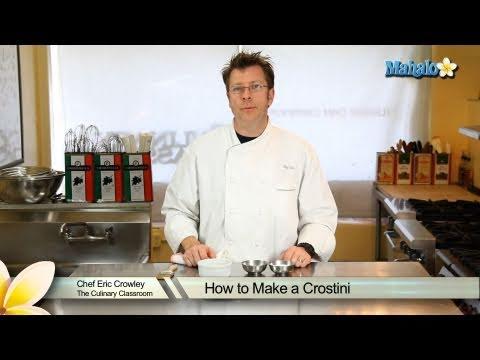How to Make a Crostini