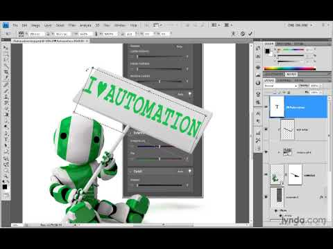 Photoshop Top 40 #20 - Free Transform