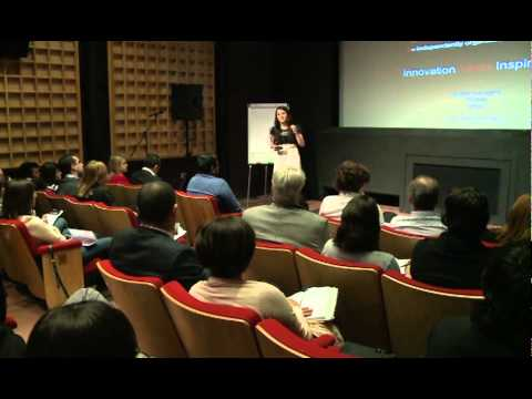 TEDxVALLETTA -  Diana Tircomnicu - Generation Y and Organisational Shift
