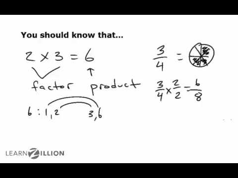 Simplify fractions using the greatest common factor - 5.NF.1