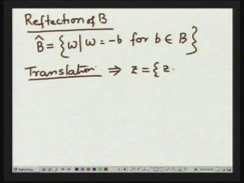 Lecture - 33 Mathematical Morphology - I