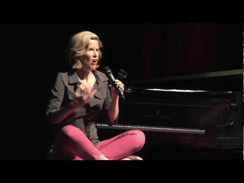 TEDxParkCity - TEDxChange - Mary Beth Maziarz - Creativity in Pop Music