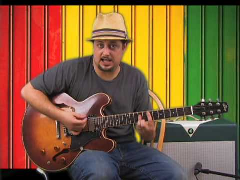 Reggae Guitar Lesson Inspired by Sublime