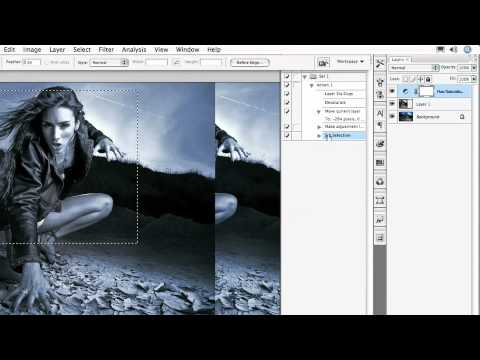 Adobe Photoshop CS3 Maximizing Productivity Ch2 The Do's & Don'ts of Recording Actions