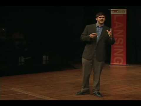 TEDxLansing - Patrick Retzer - Lifelong Learning from 10,000 Feet