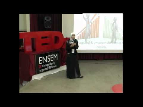 Its about one life : Asmae Hilal  at TEDxENSEM