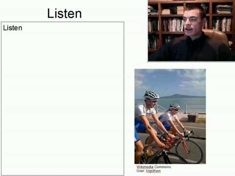 Intermediate Listening English Practice 16: Researchers Find Cycling Tights Too Tight