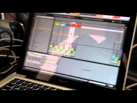 Ableton Live Tutorial video 4 with Danny Lewis