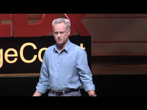 TEDxOrangeCoast - Harmon Parker - Living in a Walking World
