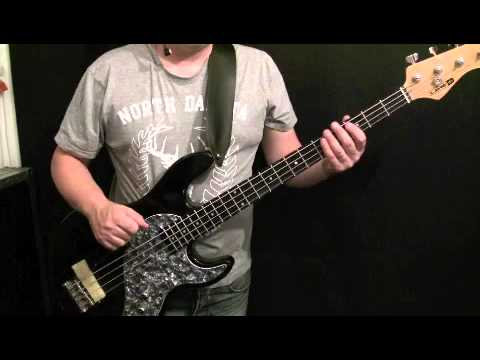 How To Play Bass Guitar For Mr Pitiful - Otis Redding - Duck Dunn