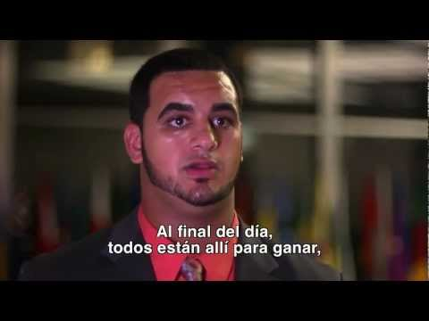 Sports in America, Before the Aspiring Heart (Spanish Subtitles)