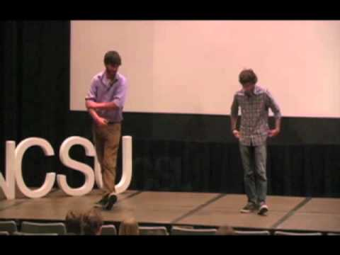 TEDxNCSU - Mohammad Moussa & Will McInerney - Poetic Portraits Of A Revolution