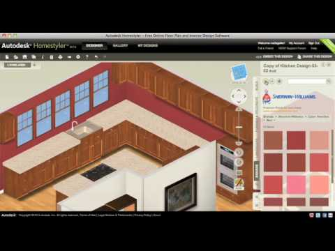Find the Right Paint Colors for Your Home Makeover with Homestyler