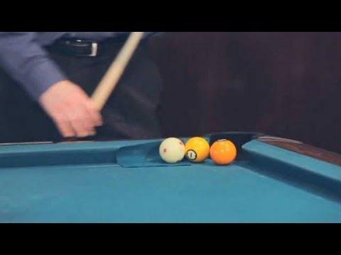 Pool Trick Shots / Classic Shots: Hustler Masse
